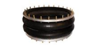 Zu sehen ist ein Bild eines Balgzylinder mit Klemmring