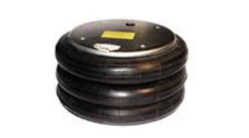 Zu sehen ist ein Bild eines 3-fach Balgzylinders