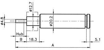 Zu sehen ist eine Abbildung des Deschner Mini-K