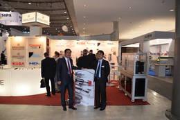 KRAUSSE GmbH auf der MOTEK 2012
