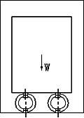 Ein Technesche Zeichnung von dem Druck