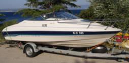 Bild eines Bootes