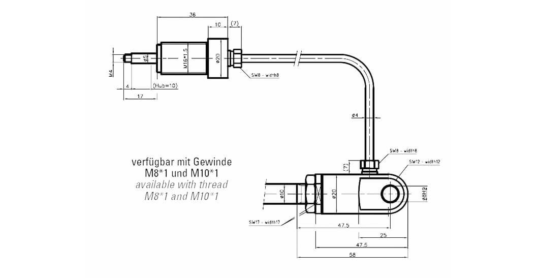 Abbildung mit einem EM-Set01